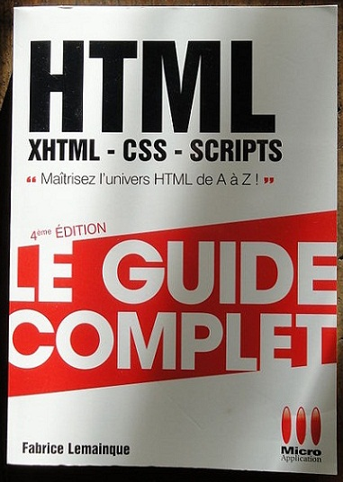 html css for an online marketer